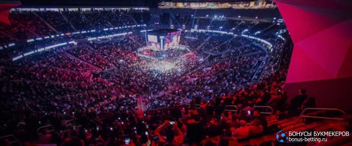 UFC 264: ставки