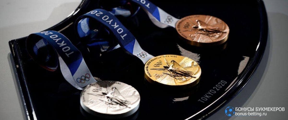 Ставки на олимпийский медальный зачет