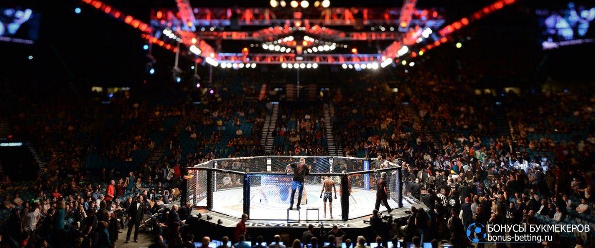 Ранний предварительный кард UFC 265