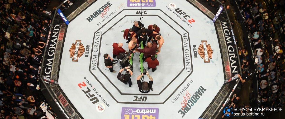 UFC 265 билеты купить