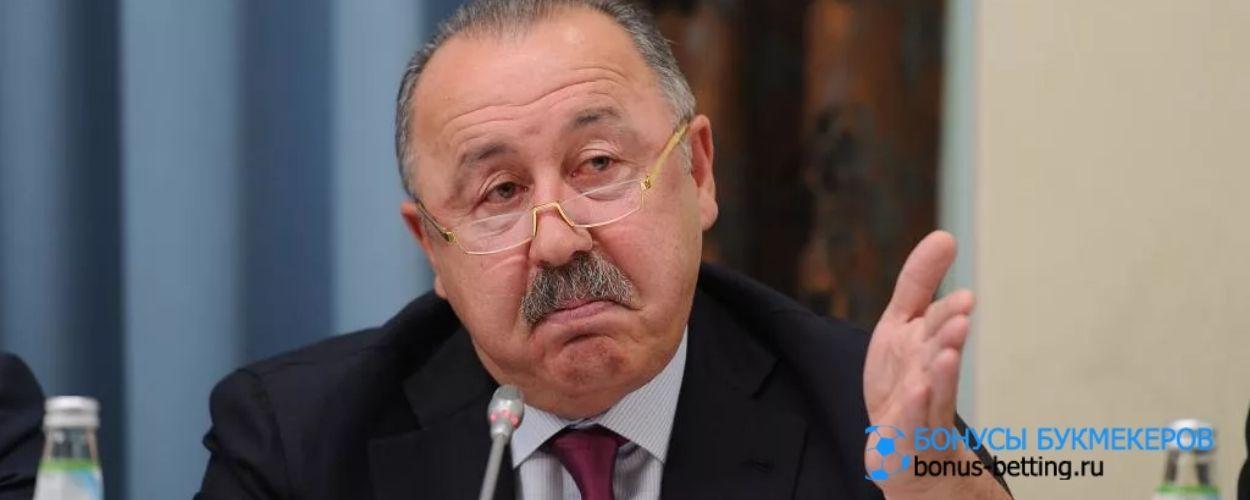 Валерий Газзаев считает, что Спартаку по силам пройти португальскую Бенфику