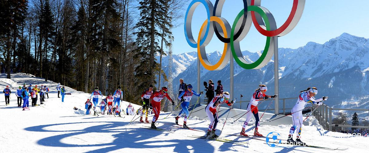 лыжные гонки на ои 2022