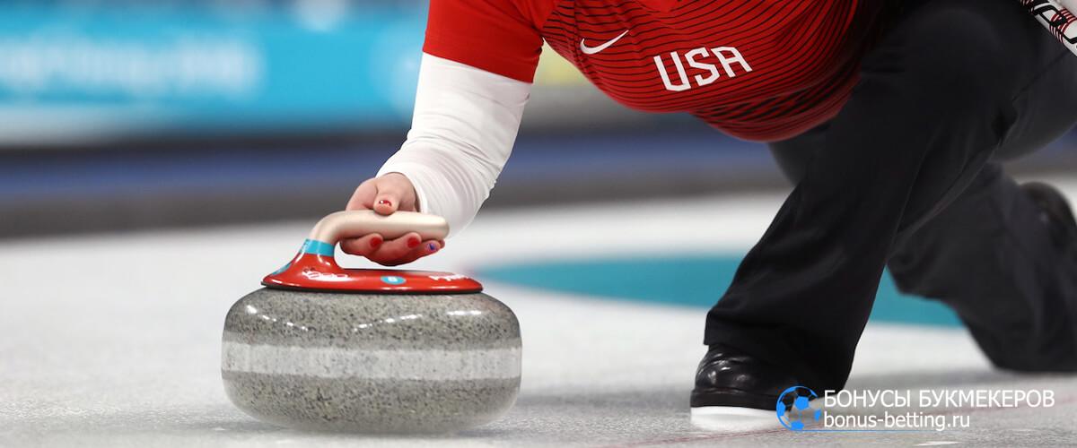 Олимпийские игры 2022, керлинг