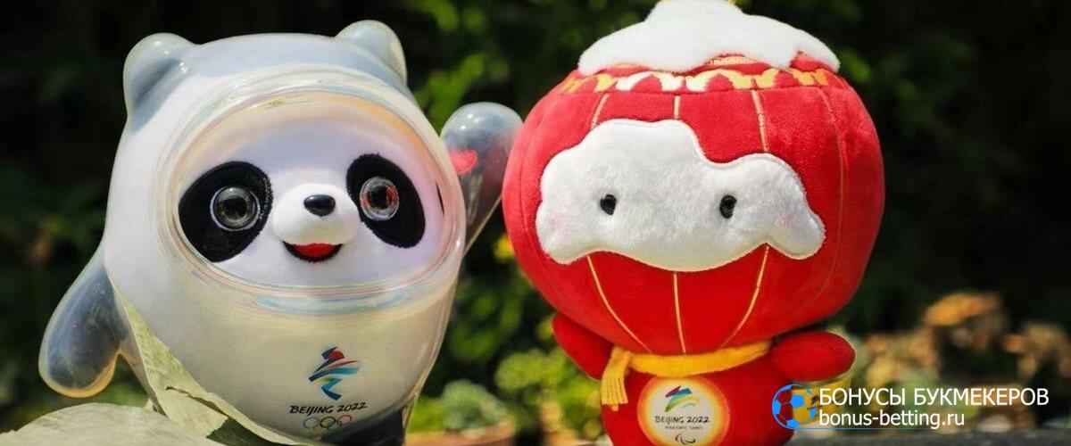 олимпийские игры 2022 талисман