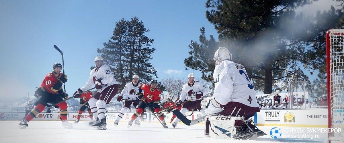 Ставки на НХЛ 2021-2022: Колорадо Авеланш – 5.90